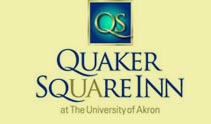 Quaker Square Inn at The University of Akron Hotel - Ohio